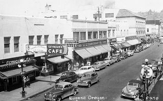10 facts about Eugene - fun and interesting Eugene facts