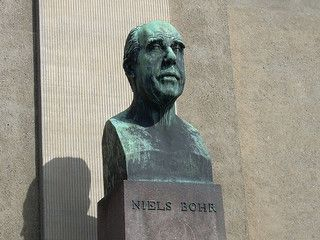 Image of Neils Bohr