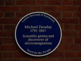 Image of Michael Faraday