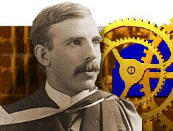 Image of Ernest Rutherford